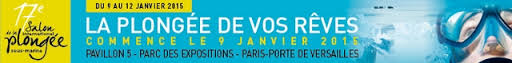 The Paris Dive Show provided an opportunity to promote the benefits of volunteer research expeditions to a wide audience
