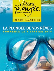 Salon de Plongée, Paris Dive Show 2015
