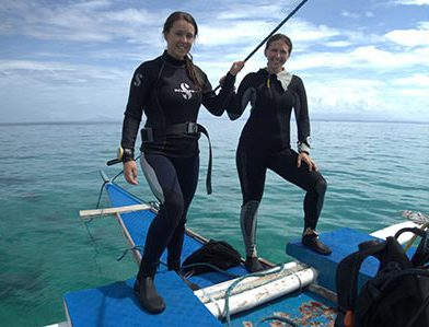 [:en]Marine conservation expeditions are places to build great diving partnerships[:]